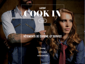 COOK IN' BY LAFONT