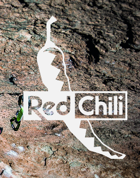 RED CHILI climbing